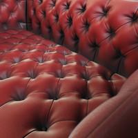 3ds max tux sofa