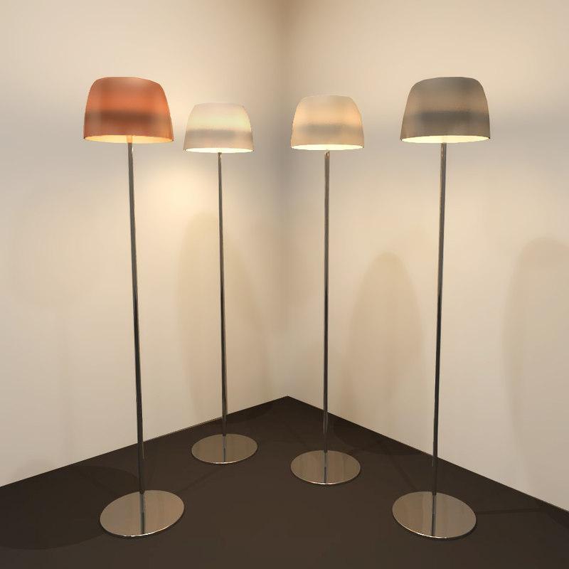 3d model lighting design