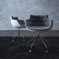 3d max flow chair