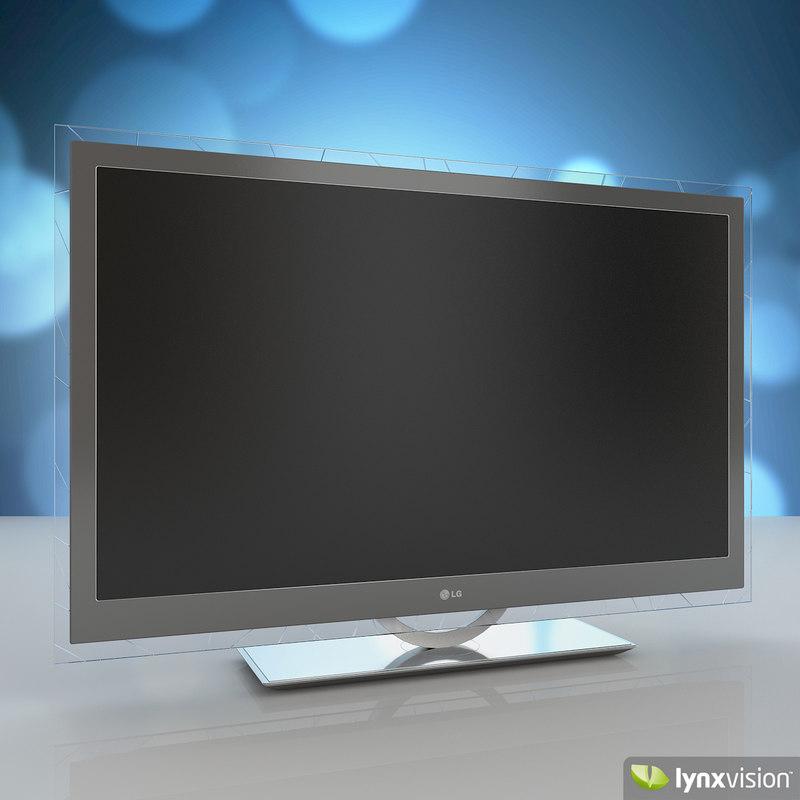 3d lg lh9500 tv