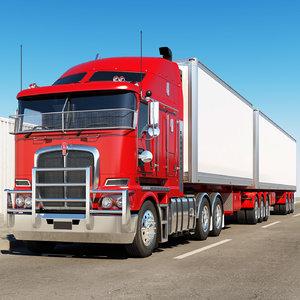3d ma k200 trailer