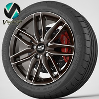 wheel MSW 24 OZ