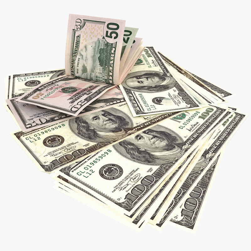 paper dollars 3ds