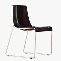 realistic pianca nuvola chair max