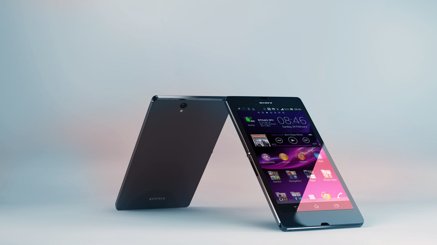 sony xperia z 3d 3ds