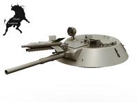 3d turret