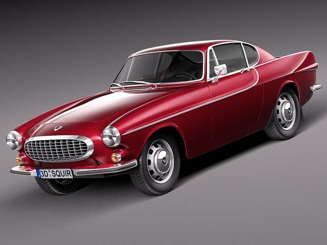 3d classic antique 1973 1961