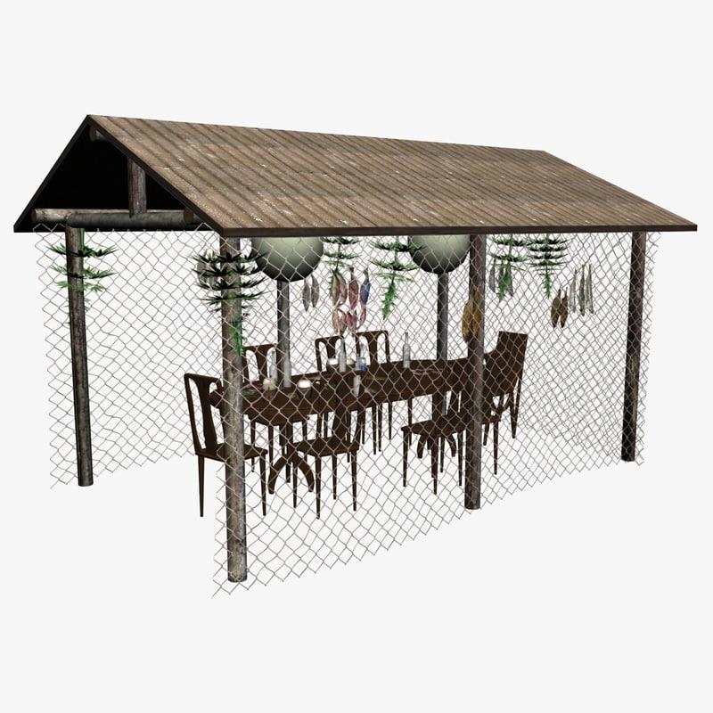 garden table vodka max