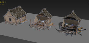 fbx village house