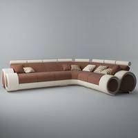 modern sofa 6x 3d max