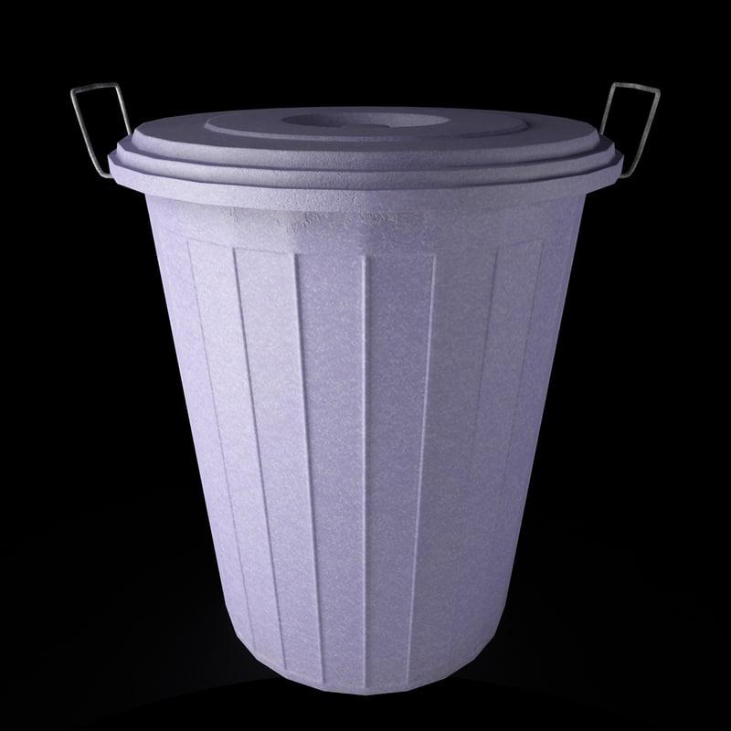 dustbin 05 max