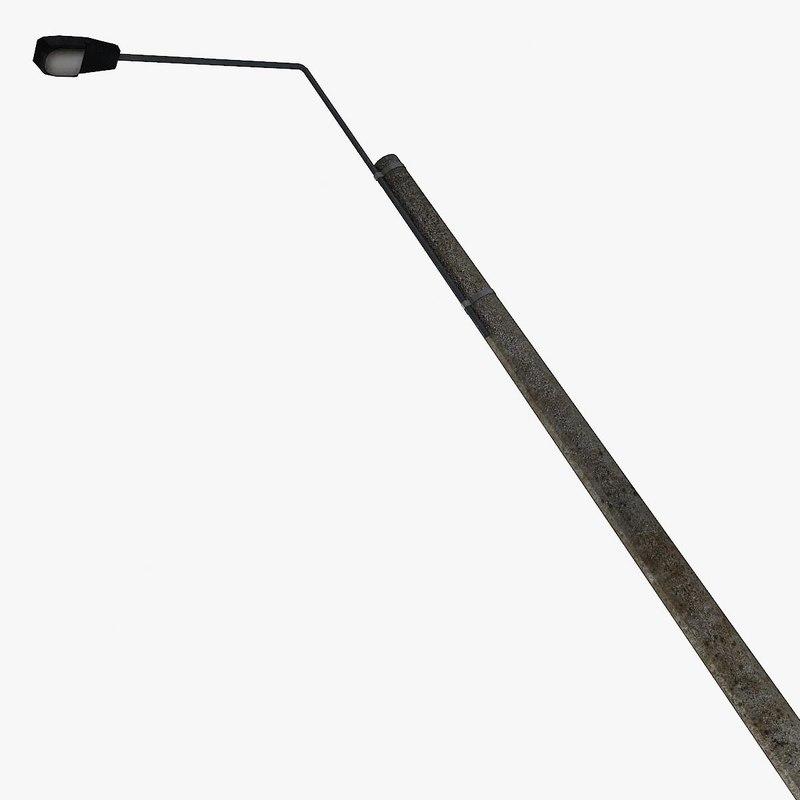 dxf street lamp 02