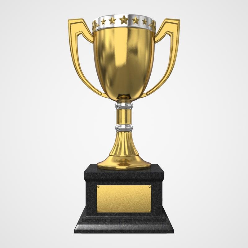 lwo trophy cup