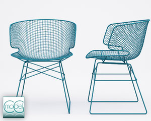 chair interior 3d 3ds