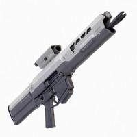 3dsmax rifle oblivion