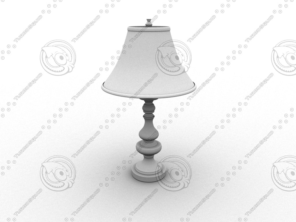 table chandelier 3d ma
