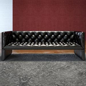 edwards sofa 3d max