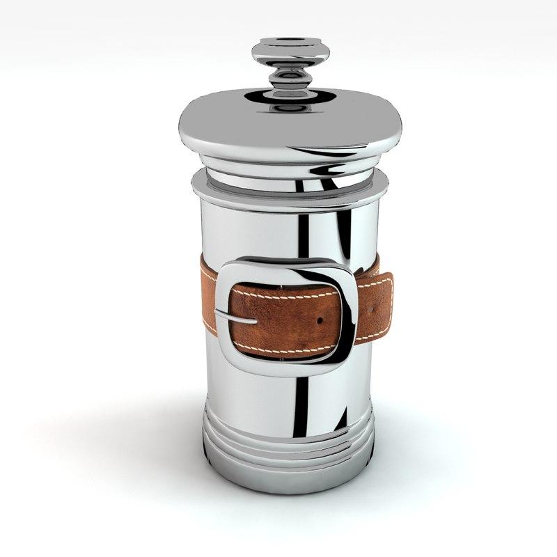 3d model eichholtz apothecary pot