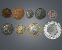 British Coin Set UK