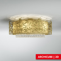 3d ceiling lamp