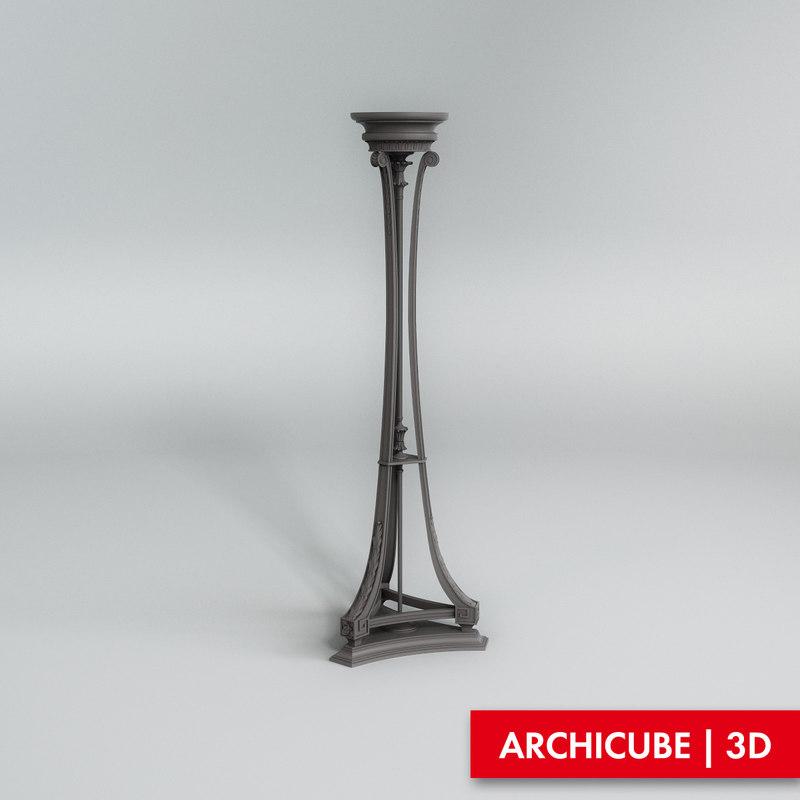 decorative stand max