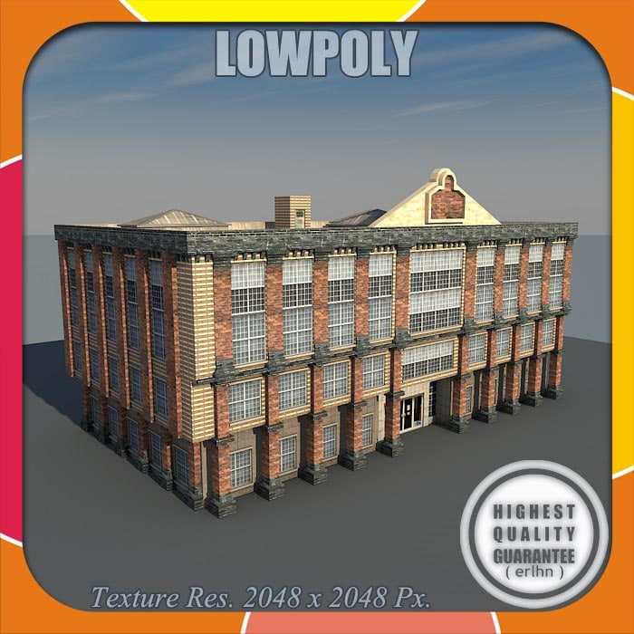games tsq buildings 3d 3ds