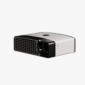 obj living projector