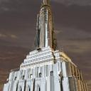 Empire State Building Untextured