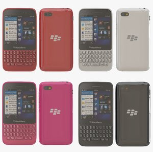 blackberry q5 color max