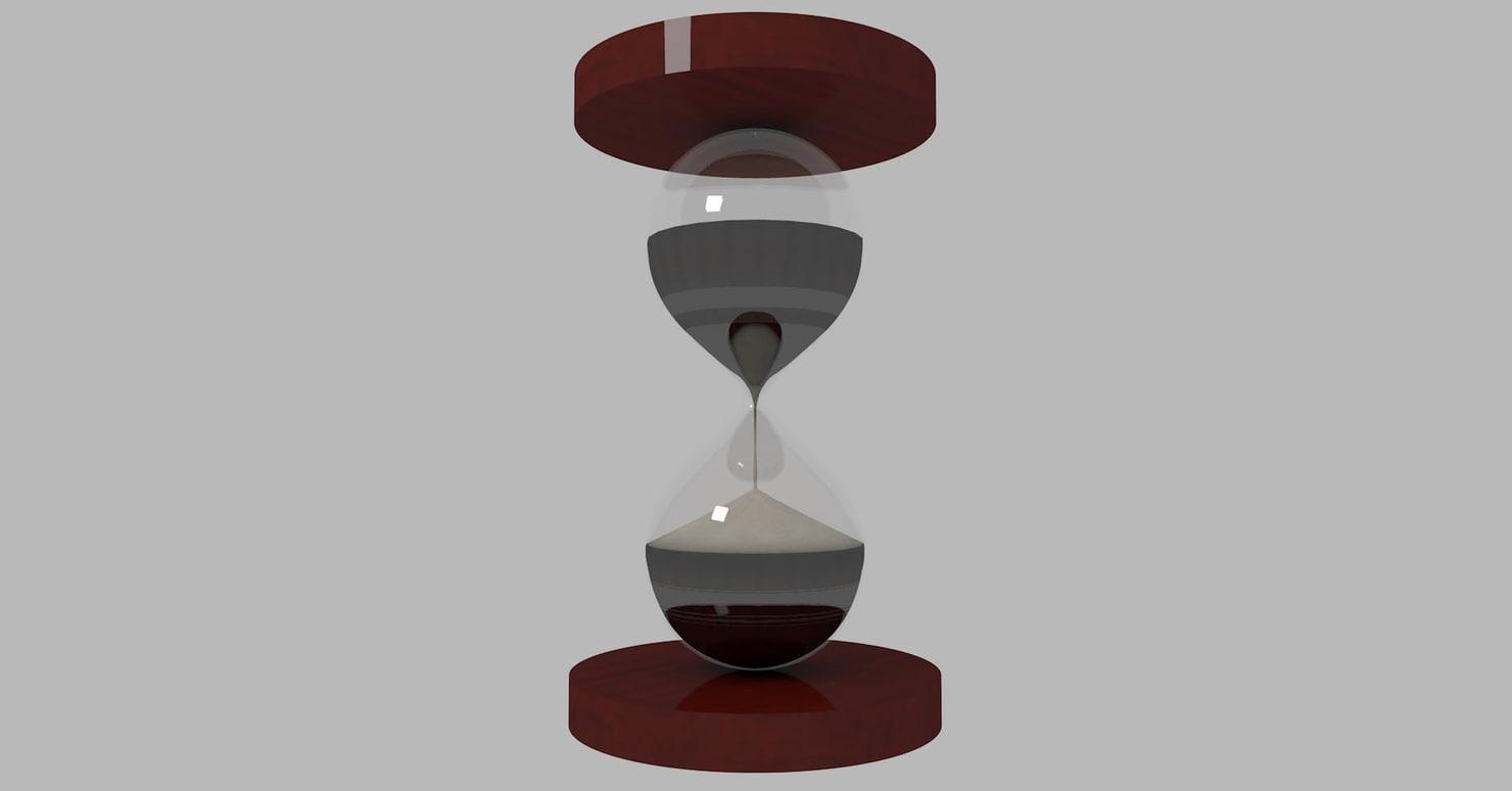 hourglass c4d