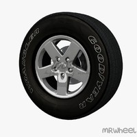 c4d wheel mrwheel