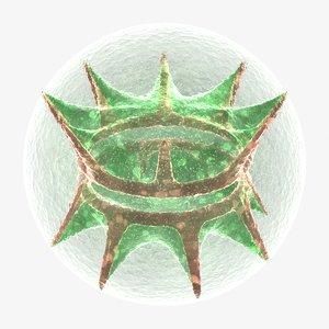 placoderm algae lwo