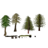 Lowpoly Nature Pack