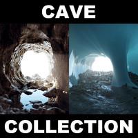 3ds max cave 2 landscape