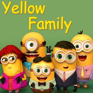 yellow family ma