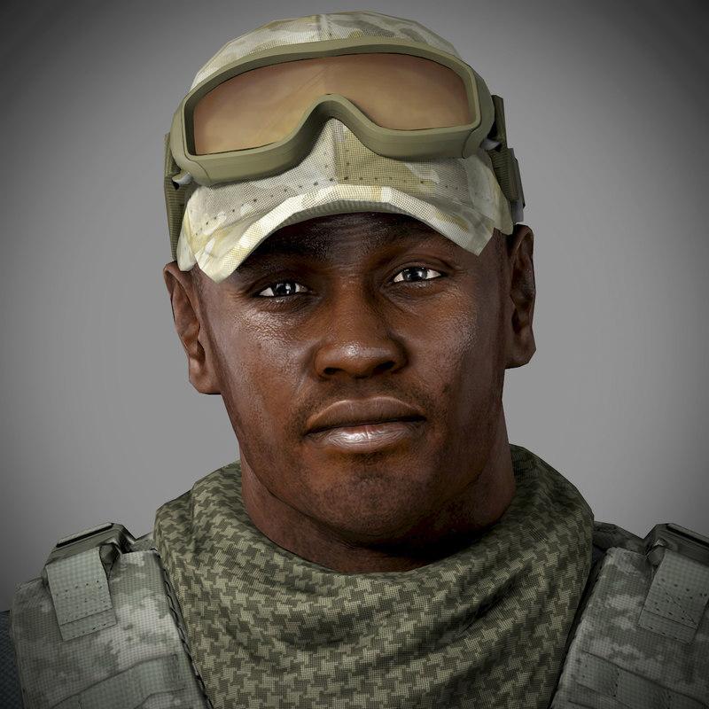 max soldier mercenary set 3
