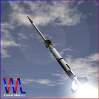 3d sounding rocket nike deacon