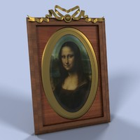 lightwave photo frame