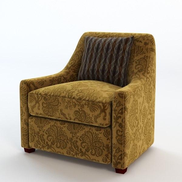 maya velvet armchair