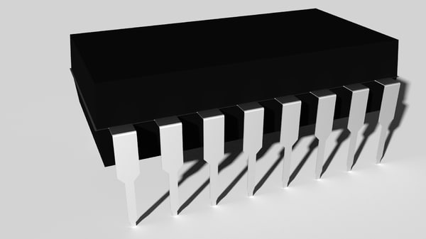 blender microchip 16 pins