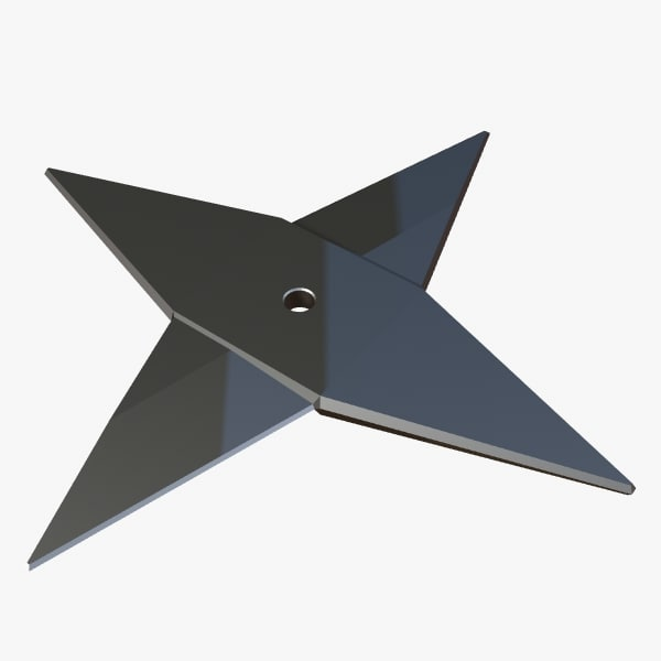throwing star max