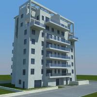 3d buildings 1