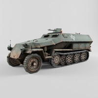 SdKfz 251-C