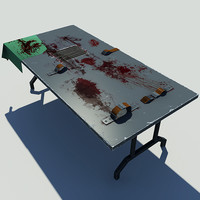 Torture Table