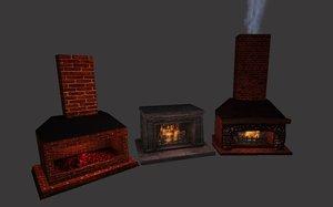 3d medieval lightsources