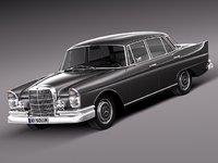 Mercedes-Benz 300SE W112 1961-1965