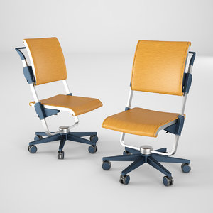 max moll scooter chair