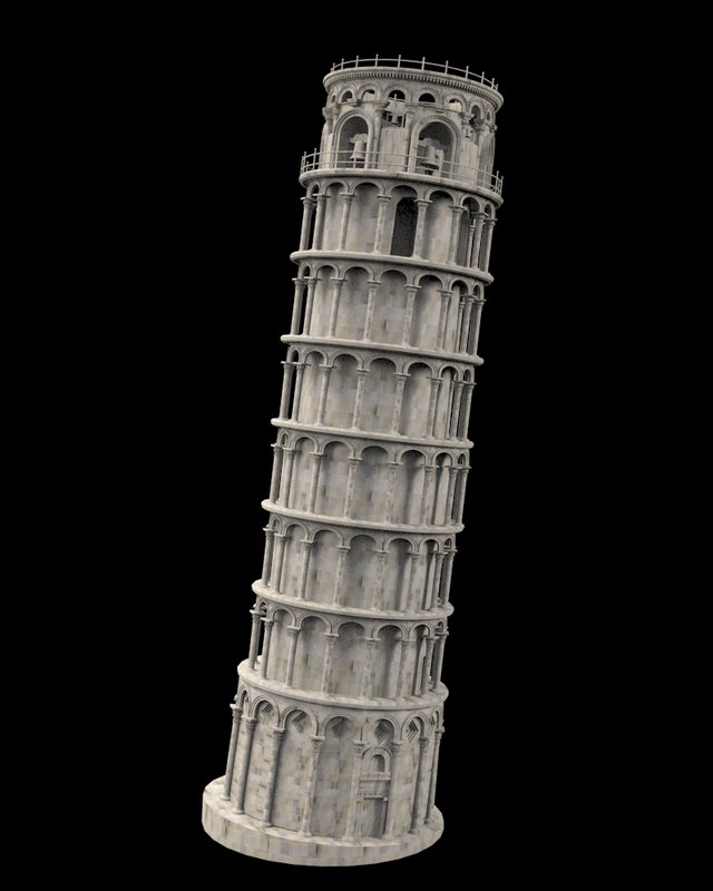 max pisa leaning tower