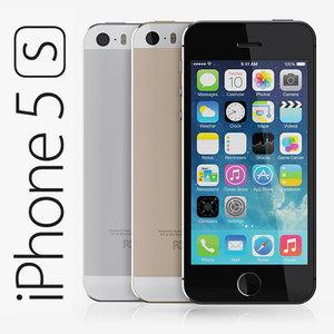 3d model copy iphone 5s