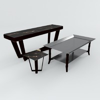 3d table selva 3057 4057 model